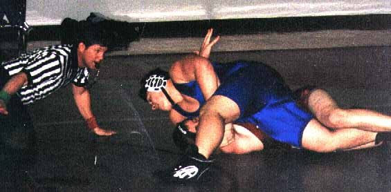 James O'Hora, Lancaster Lebanon Junior High Heavyweight Champion 2000